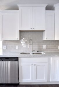 Creative Backsplash Material 10