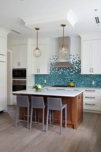 Creative Backsplash Material 11