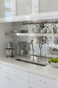 Creative Backsplash Material 7